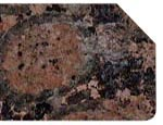 Bevel edge of a granite, quartz or marble countertop in South Bend, Indiana